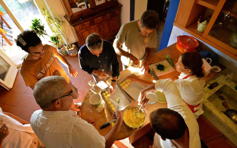 Semolina Gnocchi & Milk Braised Turkey Class