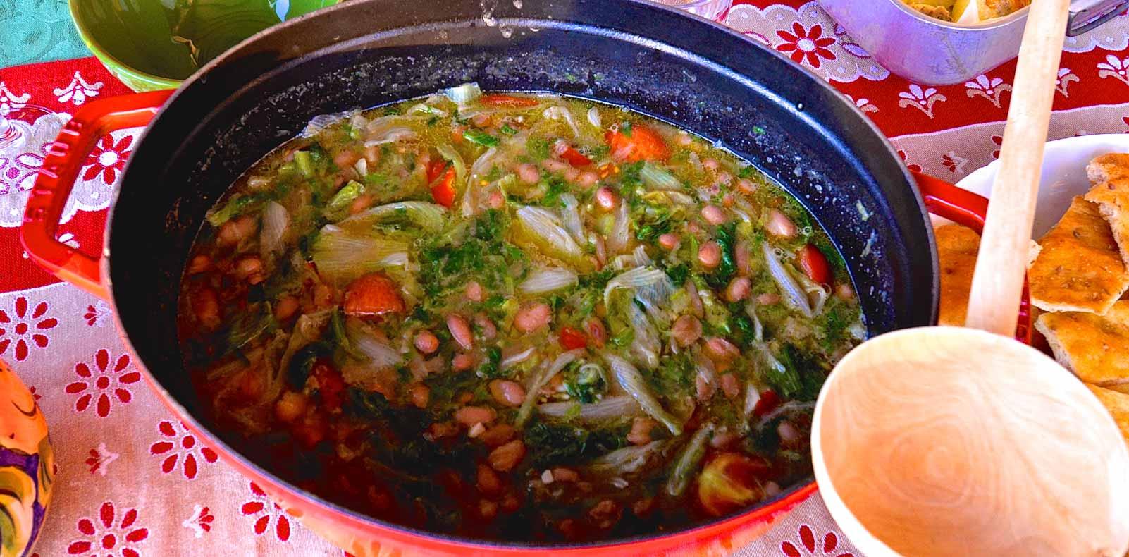 January 16: Escarole & Bean Soup Class