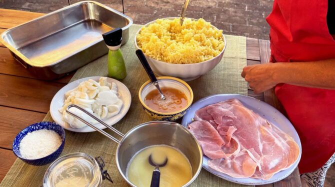 November 20: Gattò di patate Class